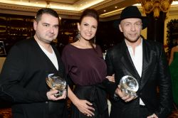 Игорь Гуляев Фото Премия «Fashion New Year Awards 2015». Декабрь 2014 2737